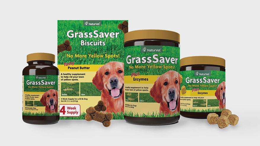 GrassSaver line from NaturVet