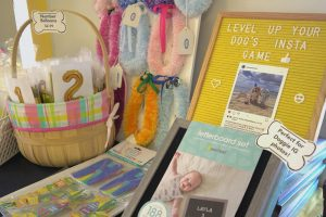 Hawaii-Doggie-Bakery Birthday-Accessories