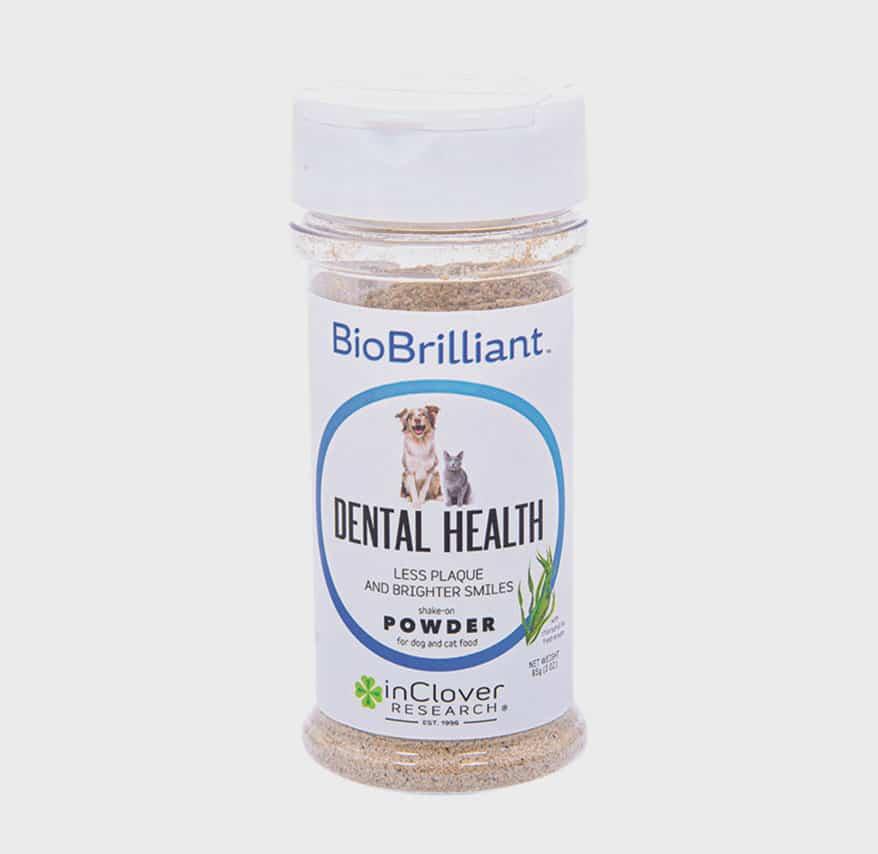 INCLOVER BioBrilliant Dental Support Powder