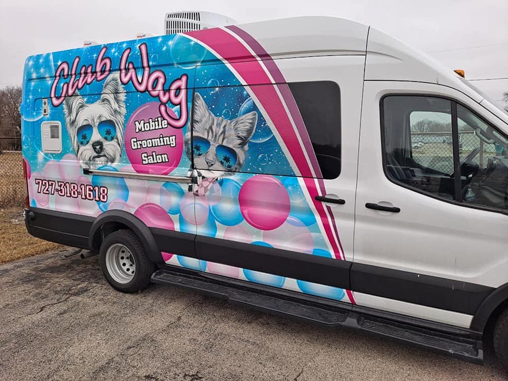 These Mobile Groomers Pamper Pups in Style