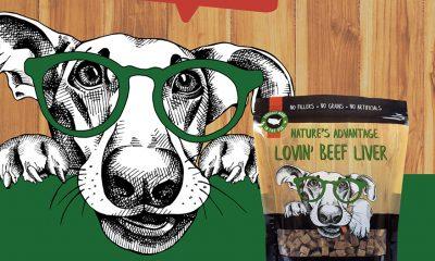 Carnivore Meat Company Nature's Advantage Lovin' Beef Liver Dog Treats