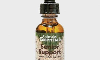 ANIMAL ESSENTIALS Senior Support Herbal Formula