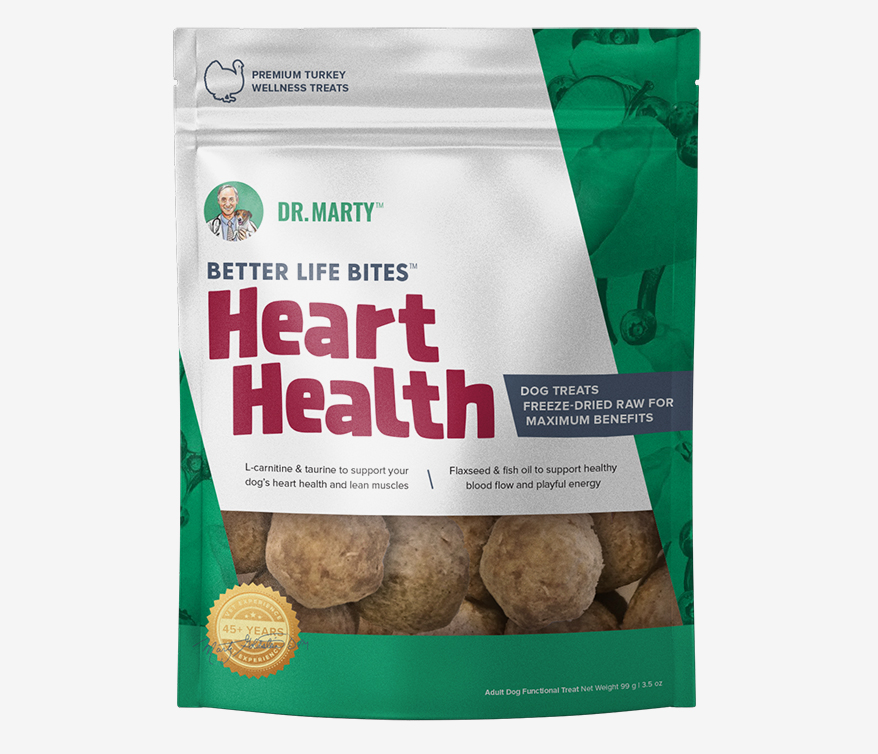 Better Life Bites Heart Health Wellness Treats