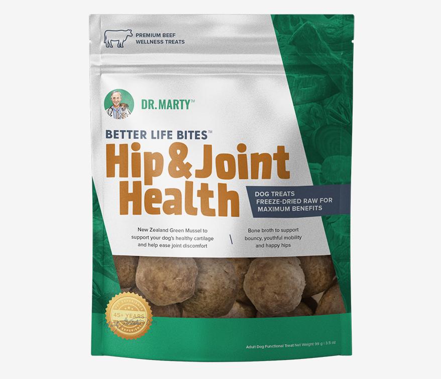 Better Life Bites Hip & Joint Health Wellness Treats