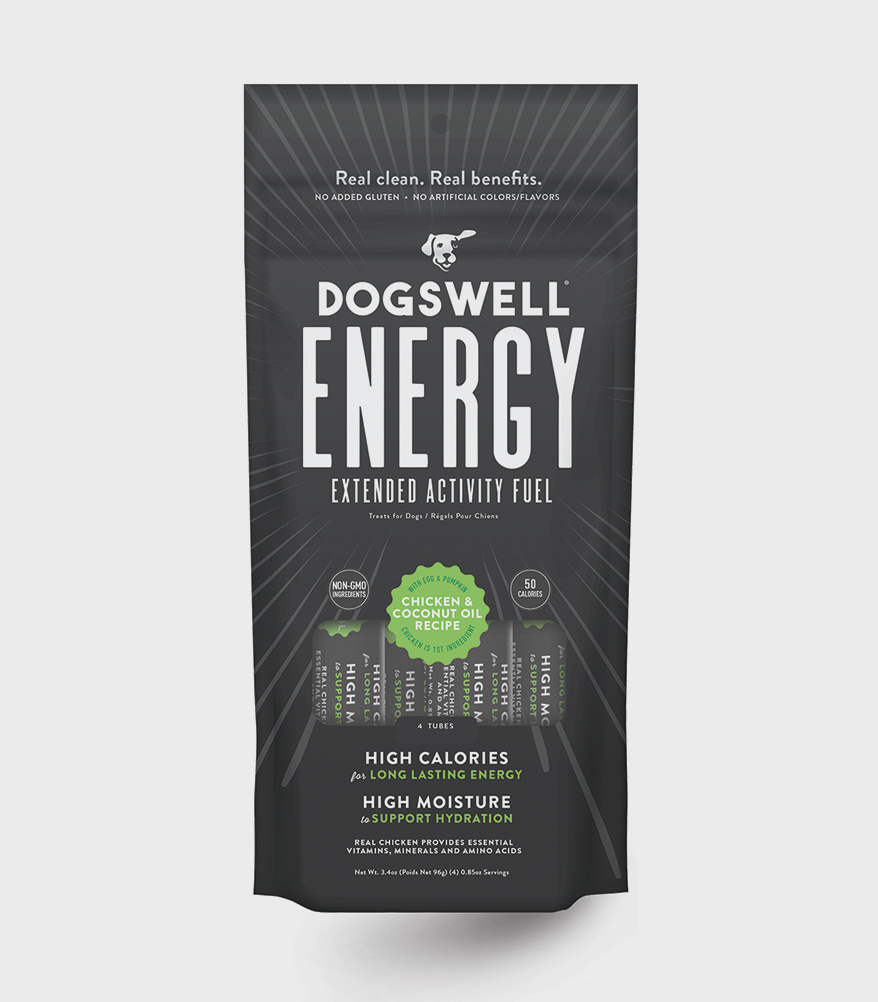 DOGSWELL ENERGY's Extended Activity Fuel