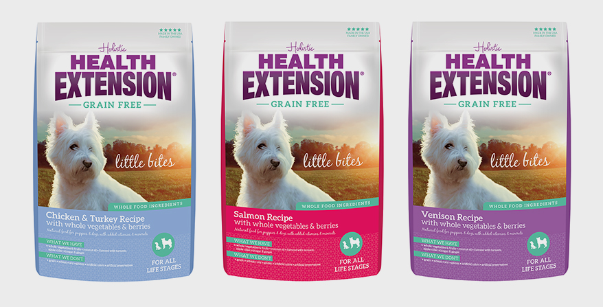 Health Extension New Little Bites