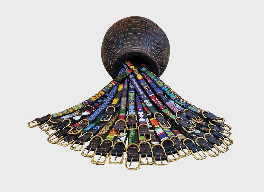 THE KENYAN COLLECTION collars