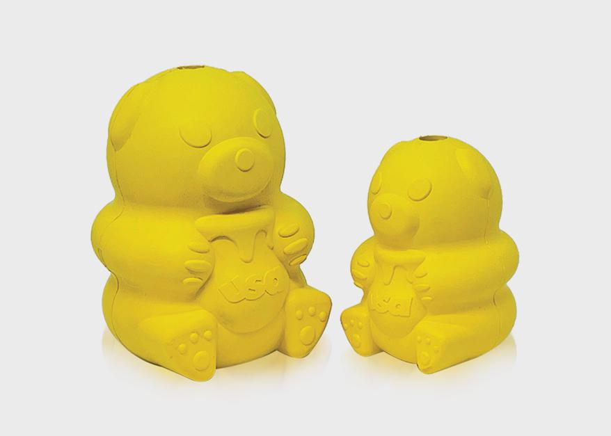 SodaPup-Honey-Bear-Enrichment-Toy