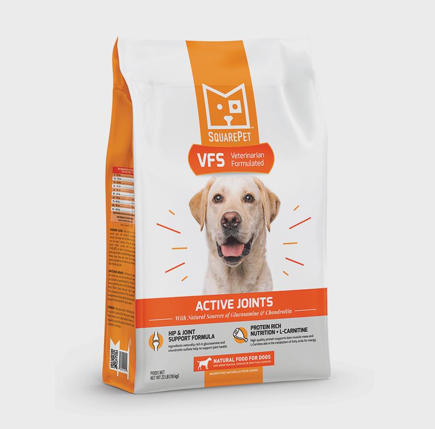 SQUAREPET VFS for dogs