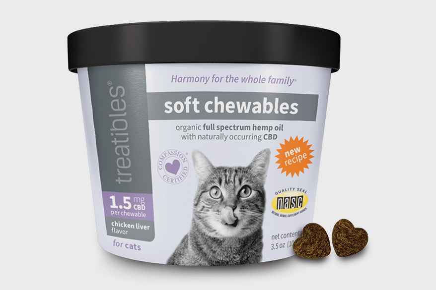 TREATIBLES soft chewables