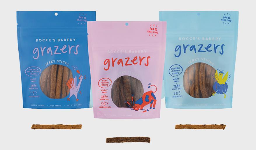 Bocce's grazers