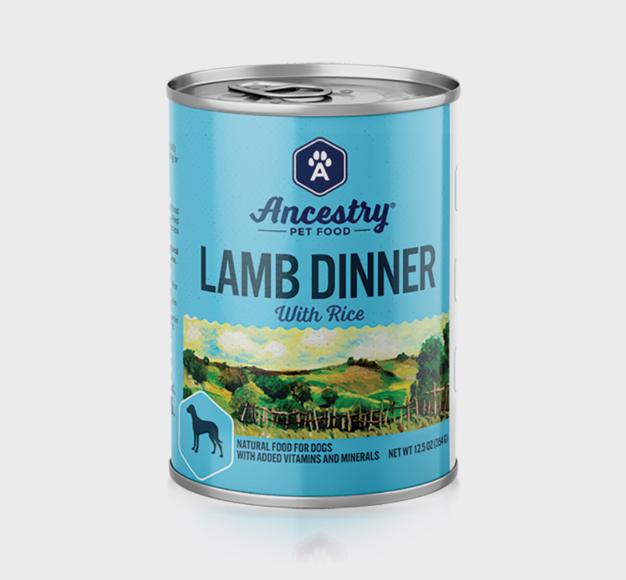 Ancestry-Canned-Dog-Food