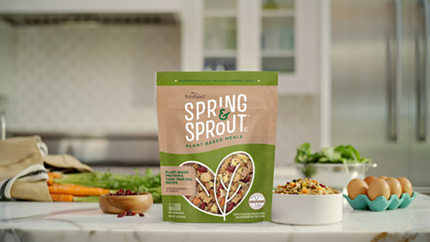 Freshpet's Spring & Sprout