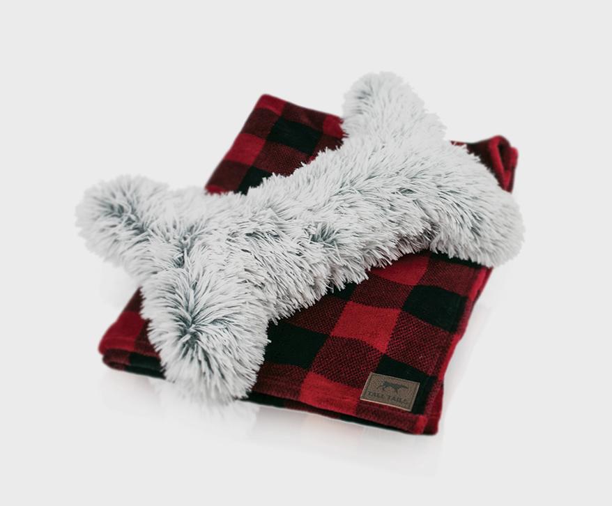 TALL TAILS Blanket & Bone Gift Set