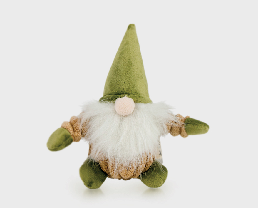 TALL TAILS Plush Gnome Toy