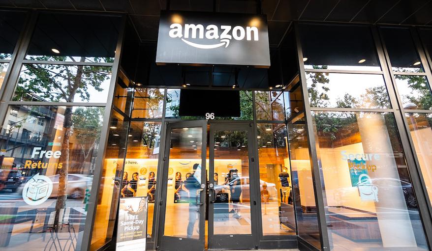 Amazon Hub Locker in San Jose, CA